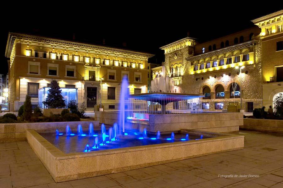 Teruel plaza, cuánto te queremos