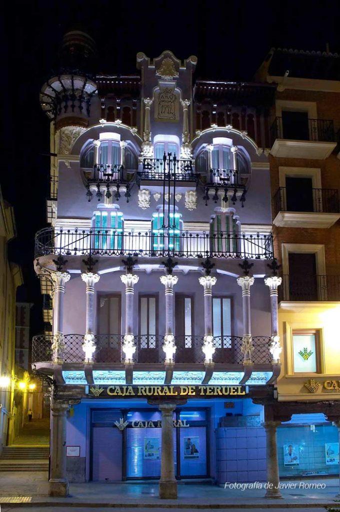 Teruel, cuánto te queremos, modernista