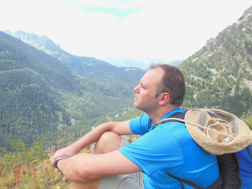 David Marqueta, conversación con un gran amigo