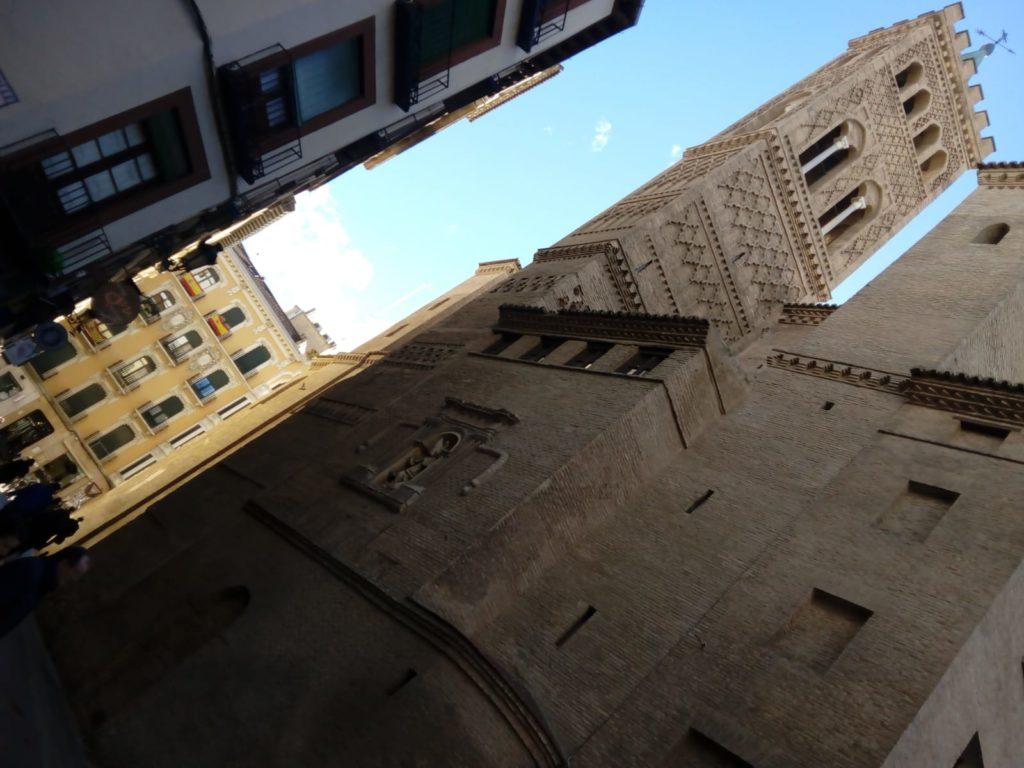 Zaragoza centro: domingo por la mañana 1