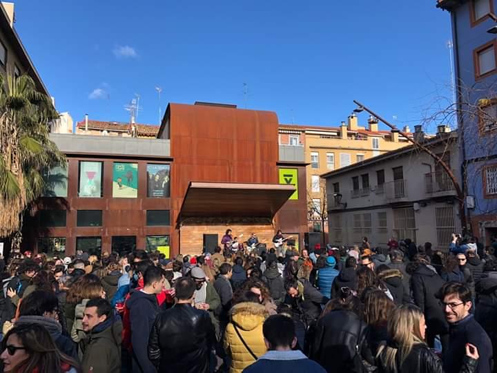 Zaragoza centro: domingo por la mañana 4