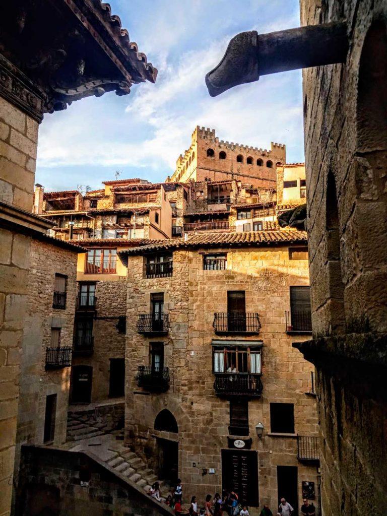 Descubrir Aragón desde casa. Valderrobres 4