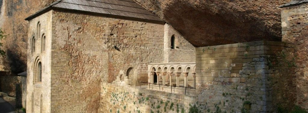 Dave Meler, Visitar San juan de la Peña, la cuna de Aragón