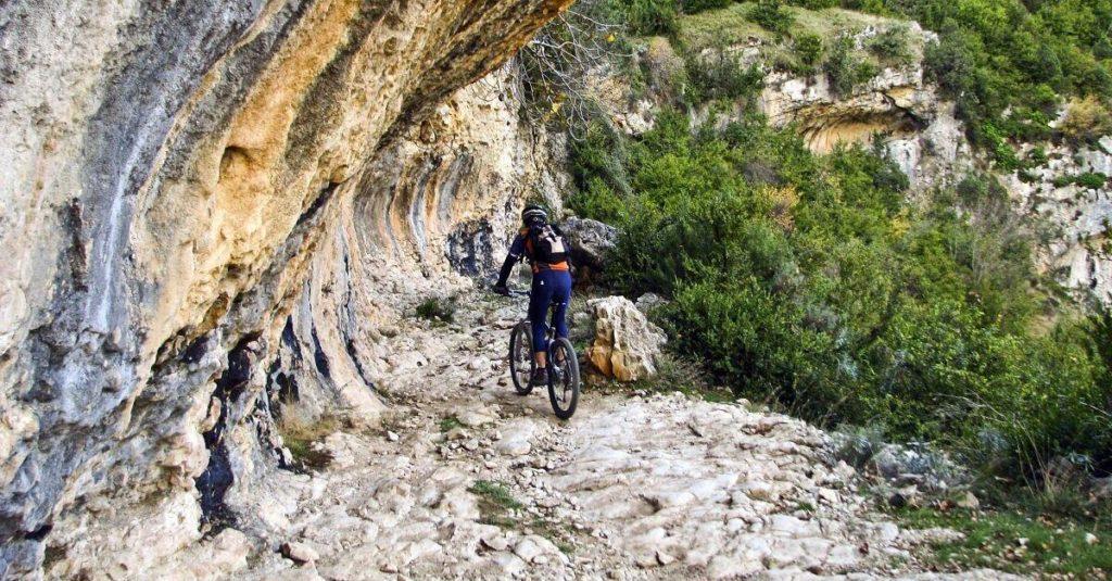 Foto Btt. Turismo de Aragón
