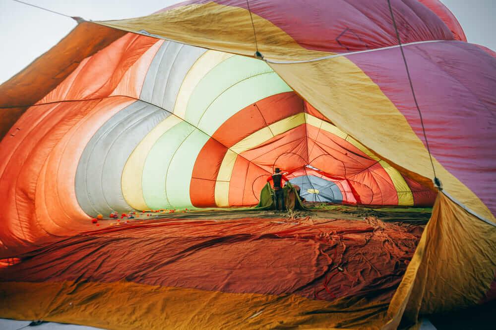 Razones por las que viajar en globo por Aragón 3
