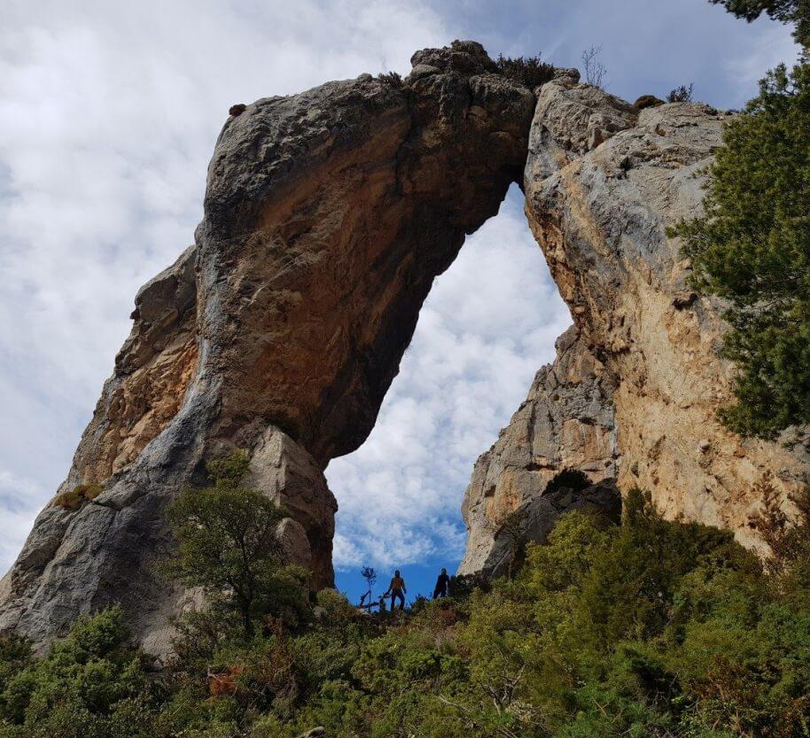 La Portaza nueva ruta de senderismo en Aragón