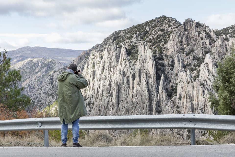 Órganos de Montoro, Teruel