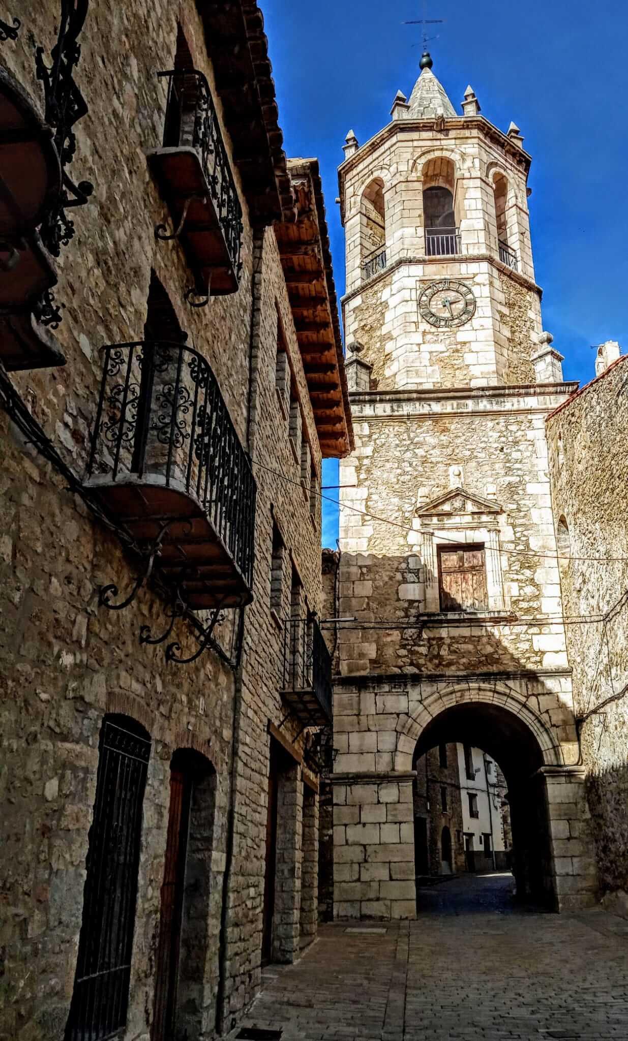 Destinos turísticos en Aragón para Semana Santa