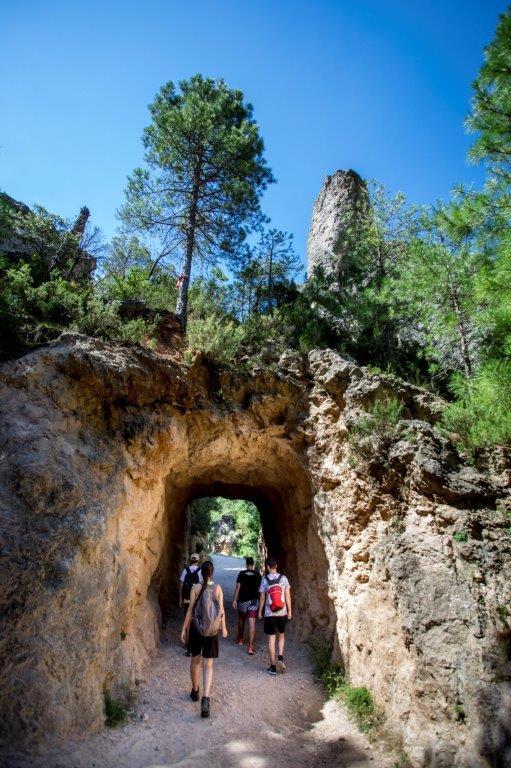 Parrizal de Beceite 3 foto Turismo de Aragón Comarca del Matarraña