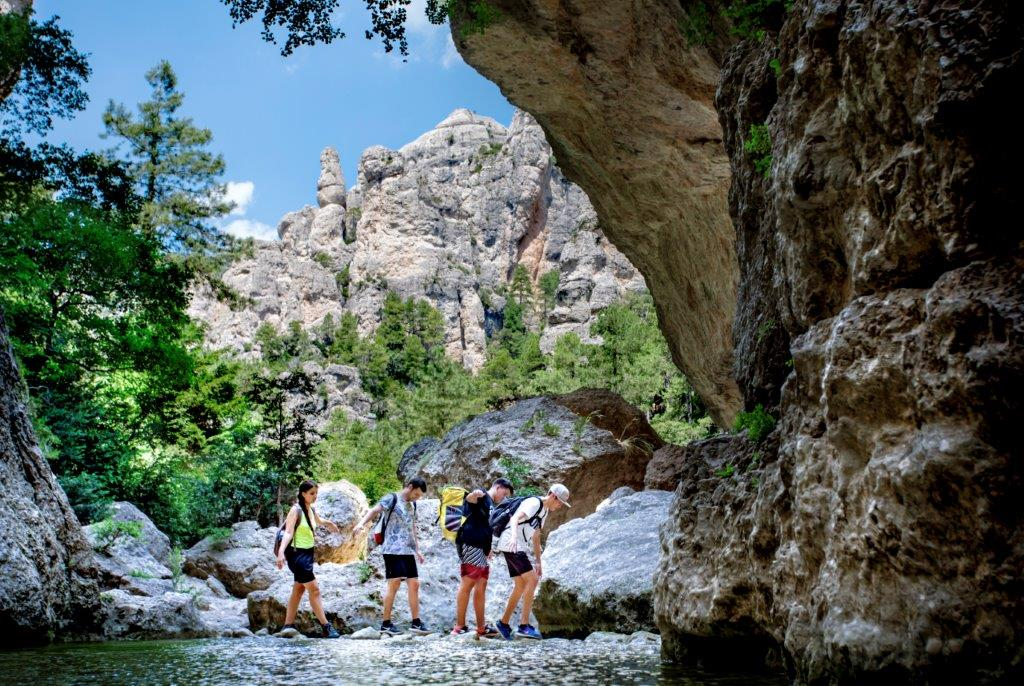 Parrizal de Beceite foto Turismo de Aragón Comarca del Matarraña