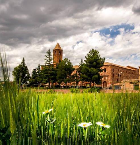 Convento de Gotor, comarca del Aranda