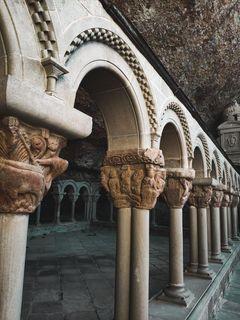 San Juan de la Peña |rutas culturales por Aragón