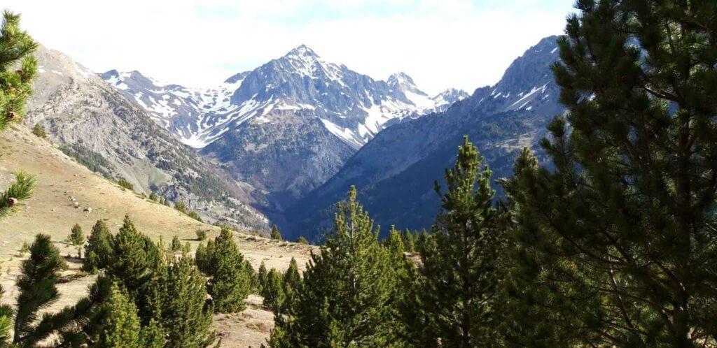 descubriendo rutas en el Pirineo